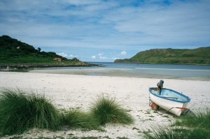 Calgary Bay, Mull, Scotland.